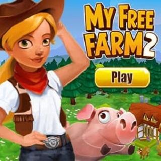 უფასო ფერმის თამაში, ითამაშეთ ფერმა ონლაინში,