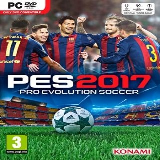 PES 2017 Pro Evolution Soccer 2017