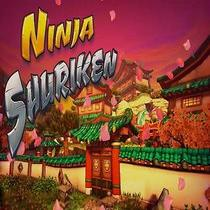 Ninja shuriken