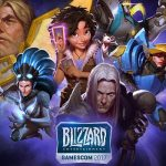 GamesCom Blizzard 2017