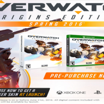 Overwatch PreOrder