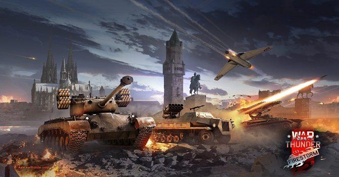 War Thunder Online