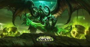 ცვლილებები World of Warcraft Legion-ზე