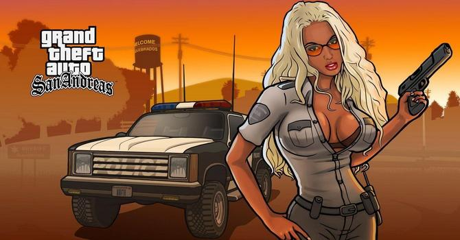 GTA San Andreas Kodebi